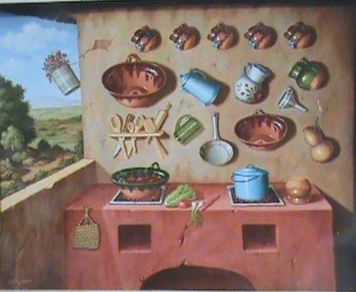 Cocinas mexicanas decoración (7)