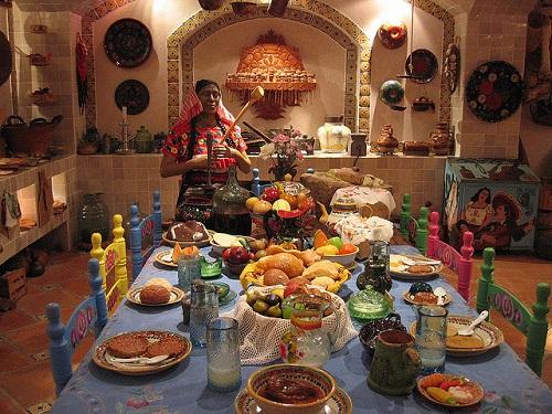 Cocinas mexicanas decoración (6)
