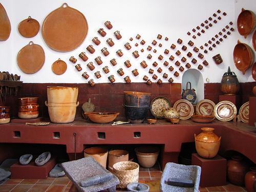 Cocinas mexicanas decoración (5)