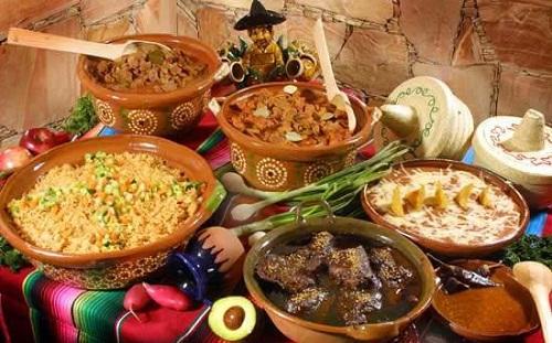 Cocinas mexicanas decoración (4)