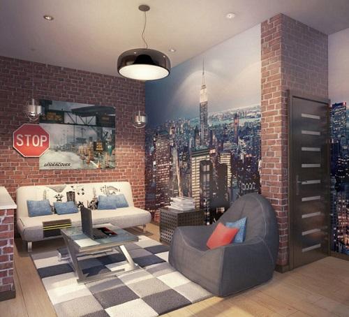 Decoración juvenil habitaciones (8)