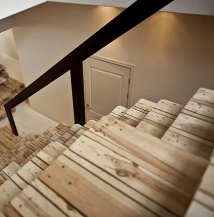 Decoracion escaleras interiores