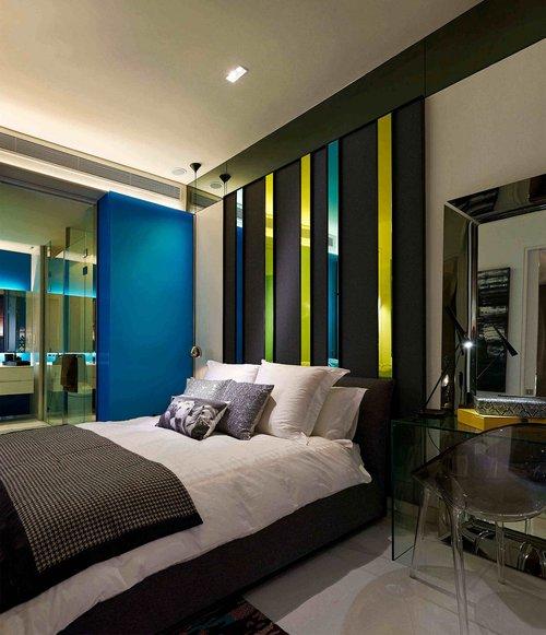 Ideas decoracion de interiores : Como decorar con lineas (2)