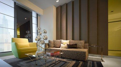 Ideas decoracion de interiores : Como decorar con lineas (6)