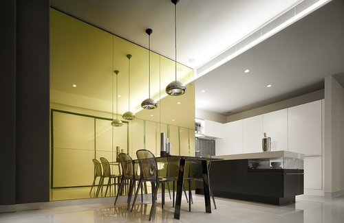 Ideas decoracion de interiores : Como decorar con lineas (5)