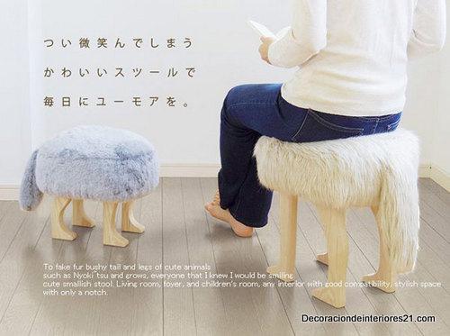 Decoración mueblería - Nyoki tsu