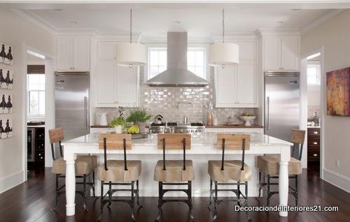 Aprende a elegir el color de tu cocina (4)
