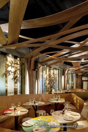 Decoración profesional de restaurantes (10)