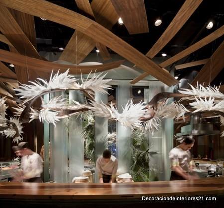 Decoración profesional de restaurantes (1)