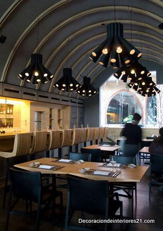 Decoración profesional de restaurantes (9)
