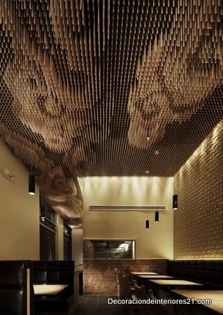 Decoración profesional de restaurantes (8)