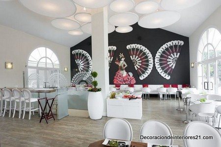 Decoración profesional de restaurantes (6)