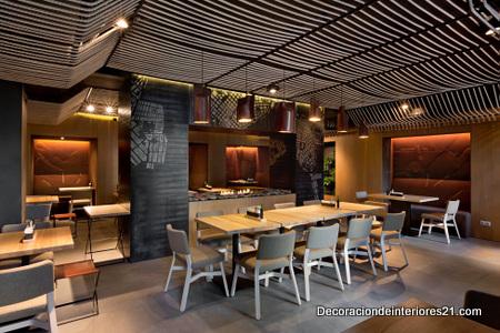 Decoración profesional de restaurantes (3)