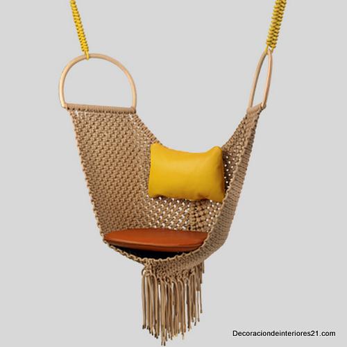 Louis Vuitton's y su nuevo diseño de sillas colgantes estilo nómada (2)