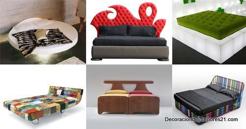 Diseños encantadores de camas realmente fuera de lo común (1)