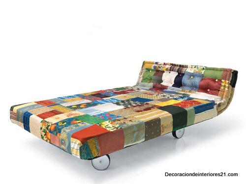 Diseños encantadores de camas realmente fuera de lo común (7)