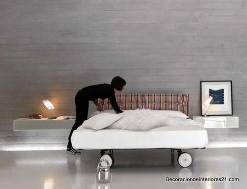 Diseños encantadores de camas realmente fuera de lo común (6)