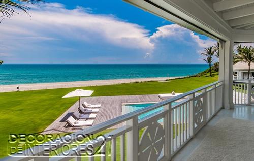 Conozcamos la mansión de playa de Celine Dion (2)