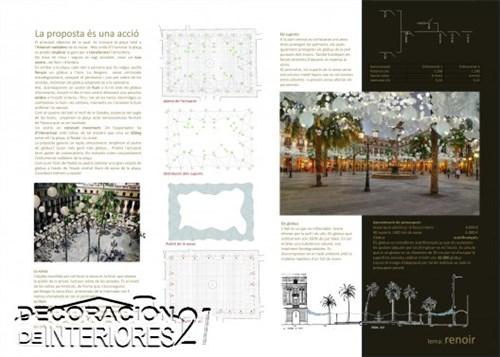 Propuesta triunfante para la iluminación Plaza Reial de Barce (10)