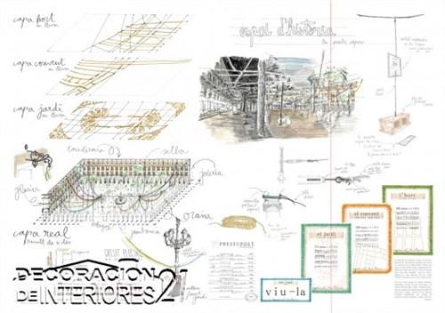 Propuesta triunfante para la iluminación Plaza Reial de Barce (20)