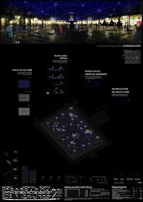 Propuesta triunfante para la iluminación Plaza Reial de Barce (3)