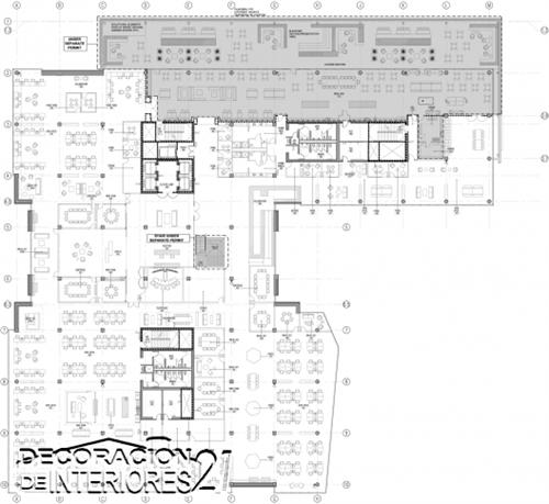 Interiores de las Oficinas de Cisco - Studio O+A  (1)