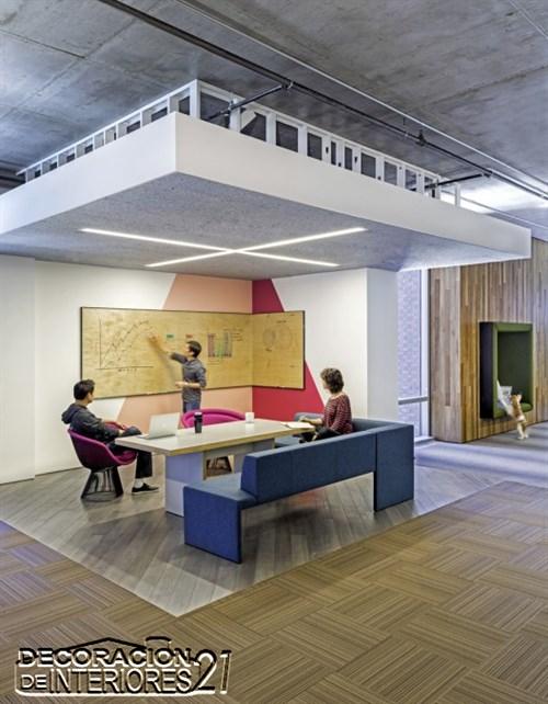 Interiores de las Oficinas de Cisco - Studio O+A  (3)