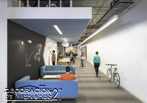Interiores de las Oficinas de Cisco - Studio O+A  (4)