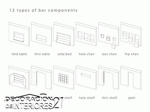 Interiores del Barcode Room creación de Studio_01  (2)