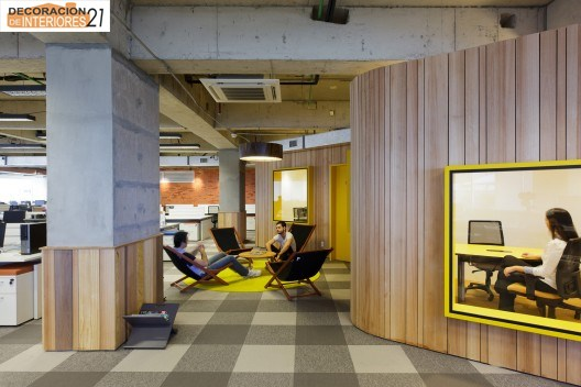 Sede Walmart en São Paulo por Estudio Guto Requena arquitectos (5)