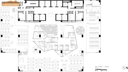 Sede Walmart en São Paulo por Estudio Guto Requena arquitectos (6)