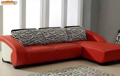 Decoración con asientos de cuero (2)
