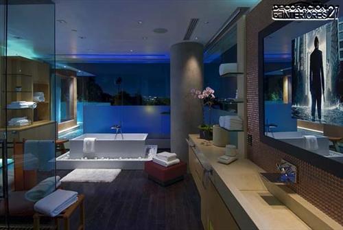 Decora tu baño con estas 28 ideas de decoración de baños al estilo moderno (12)