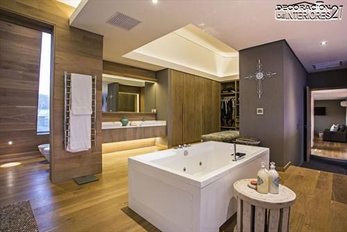 Decora tu baño con estas 28 ideas de decoración de baños al estilo moderno (15)