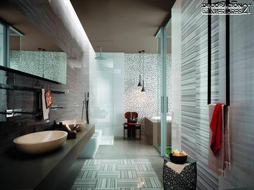 Decora tu baño con estas 28 ideas de decoración de baños al estilo moderno (16)