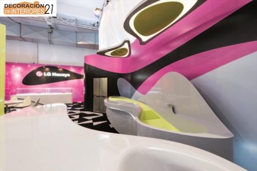 Sparkle Krib de Karim Rashid en la semana de diseño de Milán decoración de paredes (3)