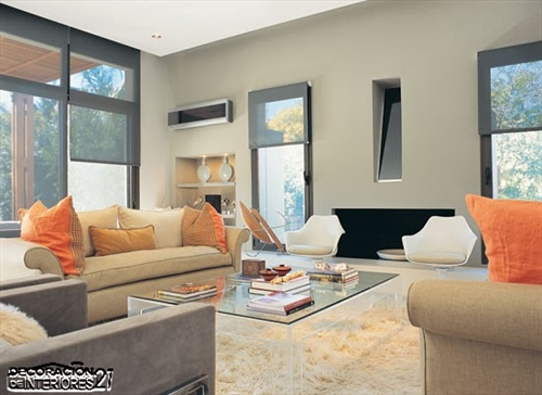 La evolución del living room o sala principal (1)