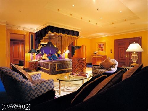Cuarenta fabulosos modelos de dormitorios con camas que utilizan dosel (56)