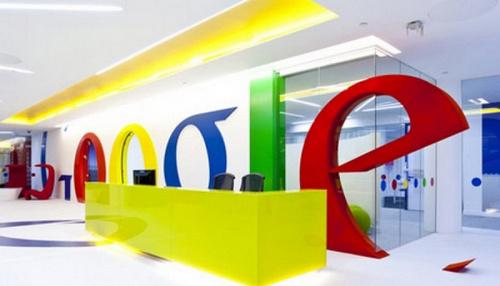 Decoración estilo google