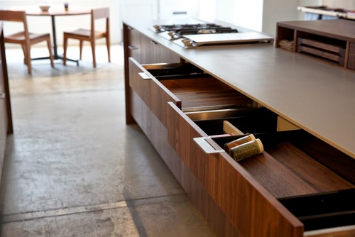 Organizadores de cubiertos de mesa