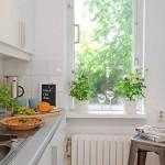 Apartamento sueco color blanco