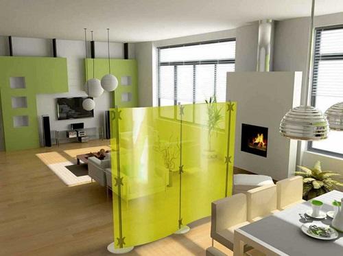 Como dividir espacios en apartamentos de poco tamaño (3)