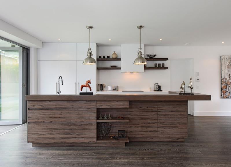 Las texturas de los muebles de cocina son importantes