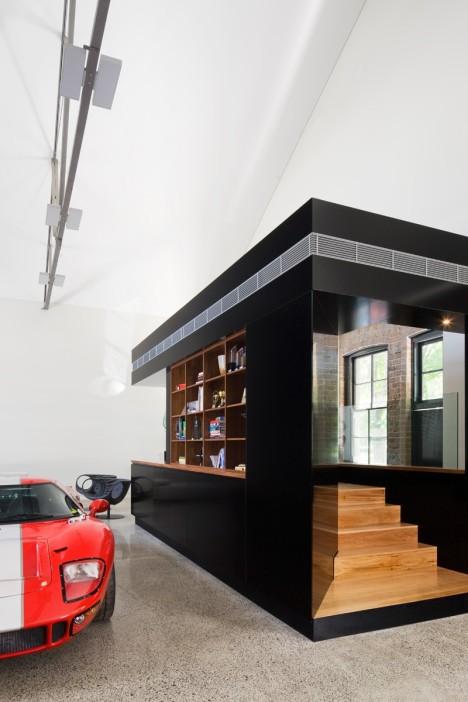 Un exclusivo cuarto con un diseño perfecto