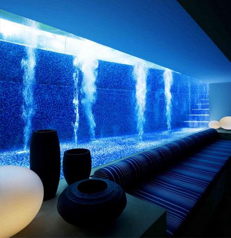 El diseño interior es perfecto para poder relajarse en todo momento