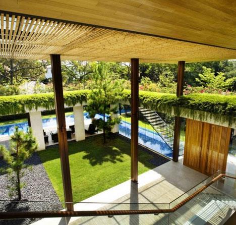 Un hogar moderno y fresco para poder descansar y disfrutar