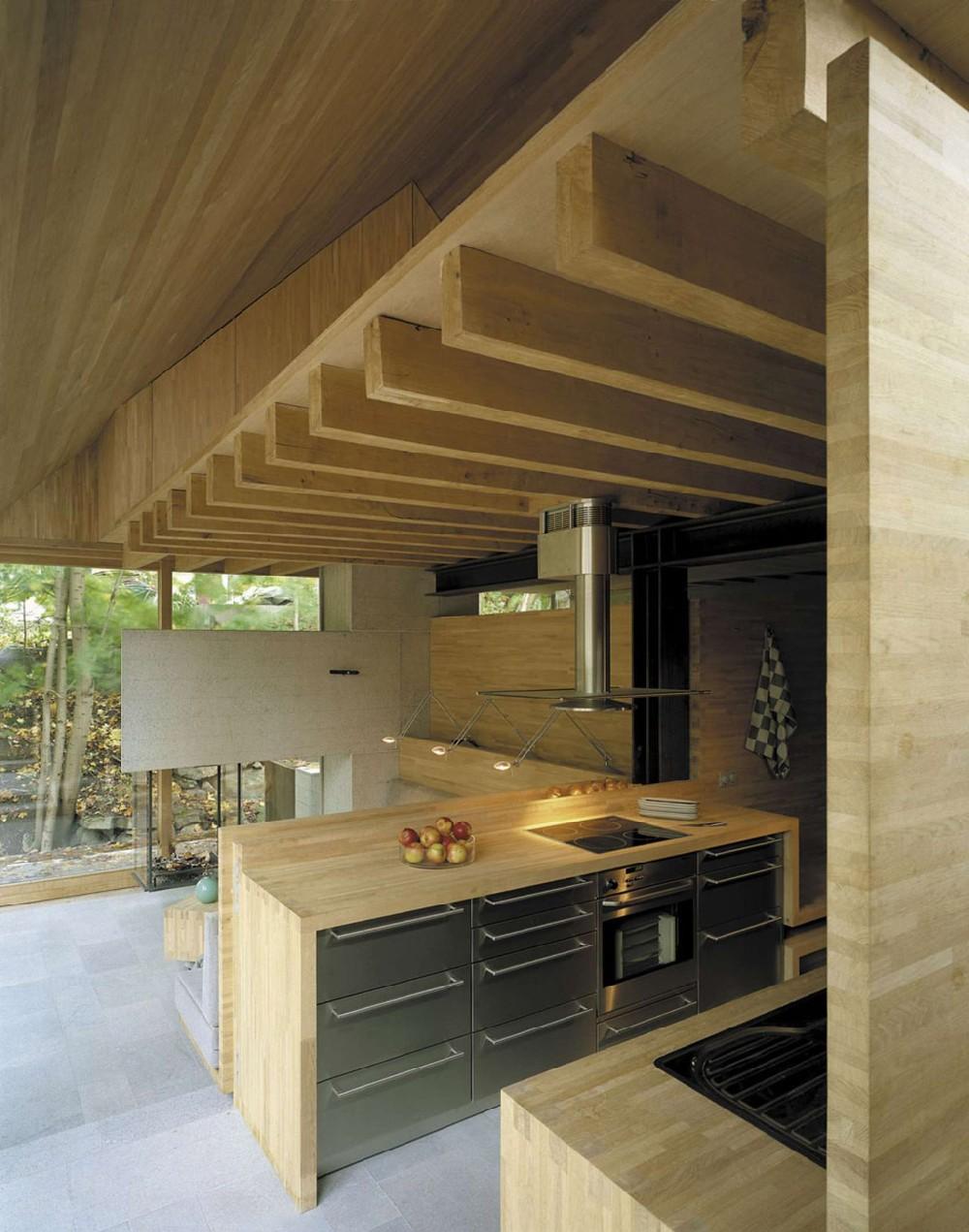 bonita decoración de madera