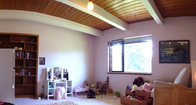 una habitación ideal para niños