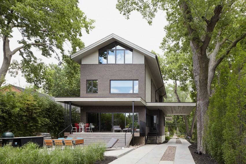 Bonita residencia amplia