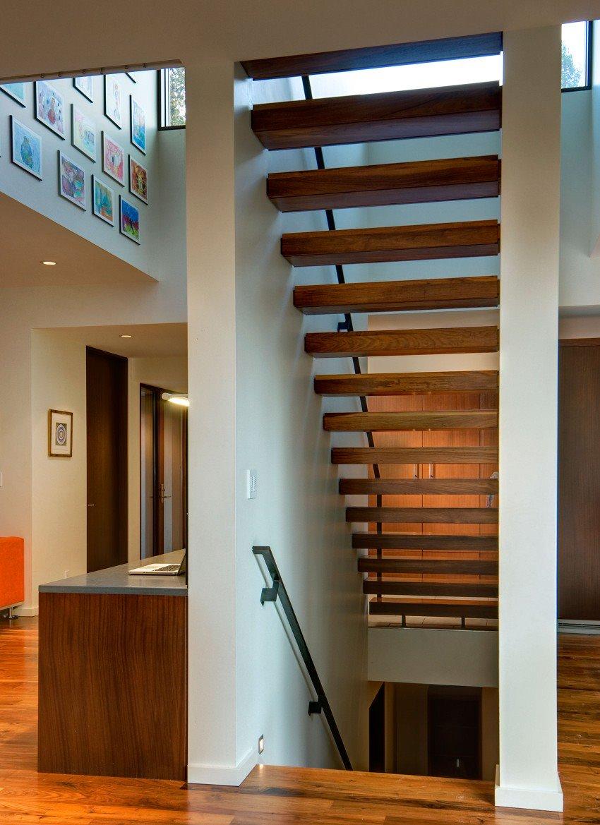 modernas escaleras